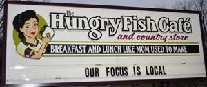 The Hungry Fish Cafe