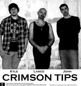 Crimson Tips