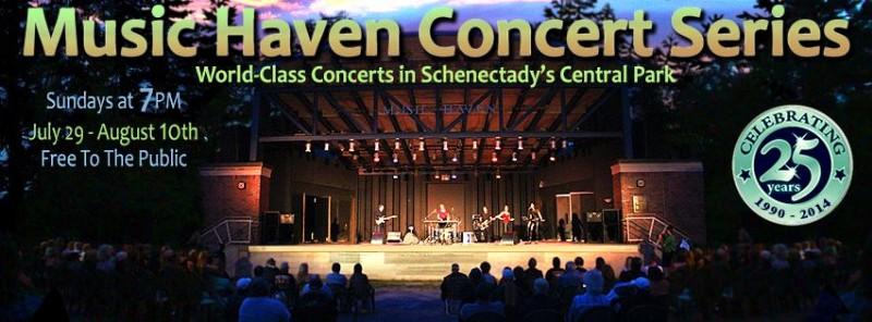 Music Haven Concert Series 2014 Conjunto Chappottin Y