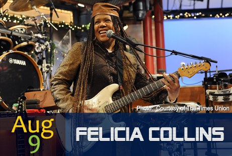 Music Haven Concert Series 2015 Felicia Collins