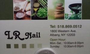 L R Nail