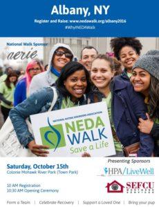 NEDA Walk Albany, NY