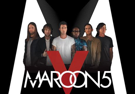 Maroon 5 - March 7, 2017
